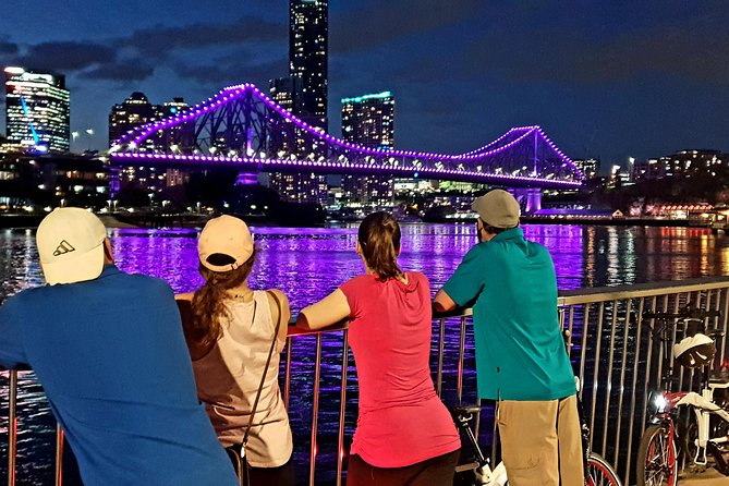 Brisbane City Lights Electric Bike Tour