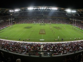 Suncorp Stadium - Bundaberg Accommodation