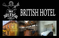 British Hotel - Bundaberg Accommodation