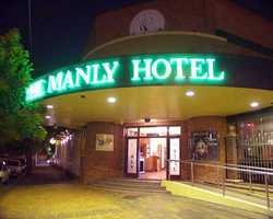 The Manly Hotel - Bundaberg Accommodation