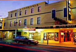 Hotel Tasmania - Bundaberg Accommodation