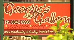 Georgies Cafe Restaurant - Bundaberg Accommodation