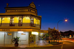 The Club Hotel - Bundaberg Accommodation