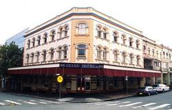 The Grand Hotel Newcastle - Bundaberg Accommodation