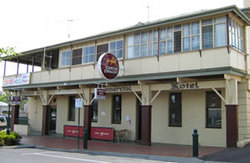 Commercial Hotel Alexandra - Bundaberg Accommodation