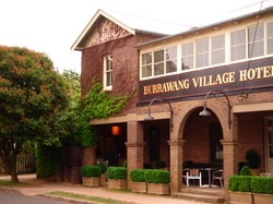 Burrawang Village Hotel - Bundaberg Accommodation