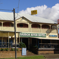 Barron River Hotel - Bundaberg Accommodation