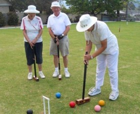 Nowra Croquet Club - Bundaberg Accommodation
