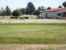 Campbell Town Golf Club - Bundaberg Accommodation