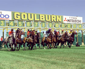 Goulburn and District Racing Club - Bundaberg Accommodation