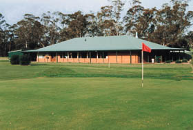 Echunga Golf Club Incorporated - Bundaberg Accommodation