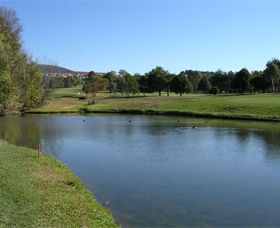 Capital Golf Club - Bundaberg Accommodation