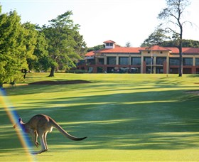 Royal Canberra Golf Club - Bundaberg Accommodation
