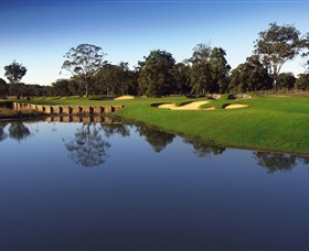 Kooindah Waters Golf Club - Bundaberg Accommodation