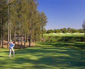 Hunter Valley Golf and Country Club - Bundaberg Accommodation
