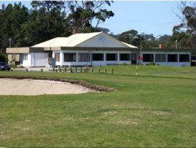 Seabrook Golf Club - Bundaberg Accommodation