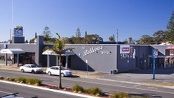 Bellevue Hotel Tuncurry - Bundaberg Accommodation