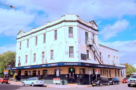 Caledonian Hotel - Bundaberg Accommodation