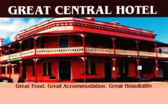 Great Central Hotel - Bundaberg Accommodation