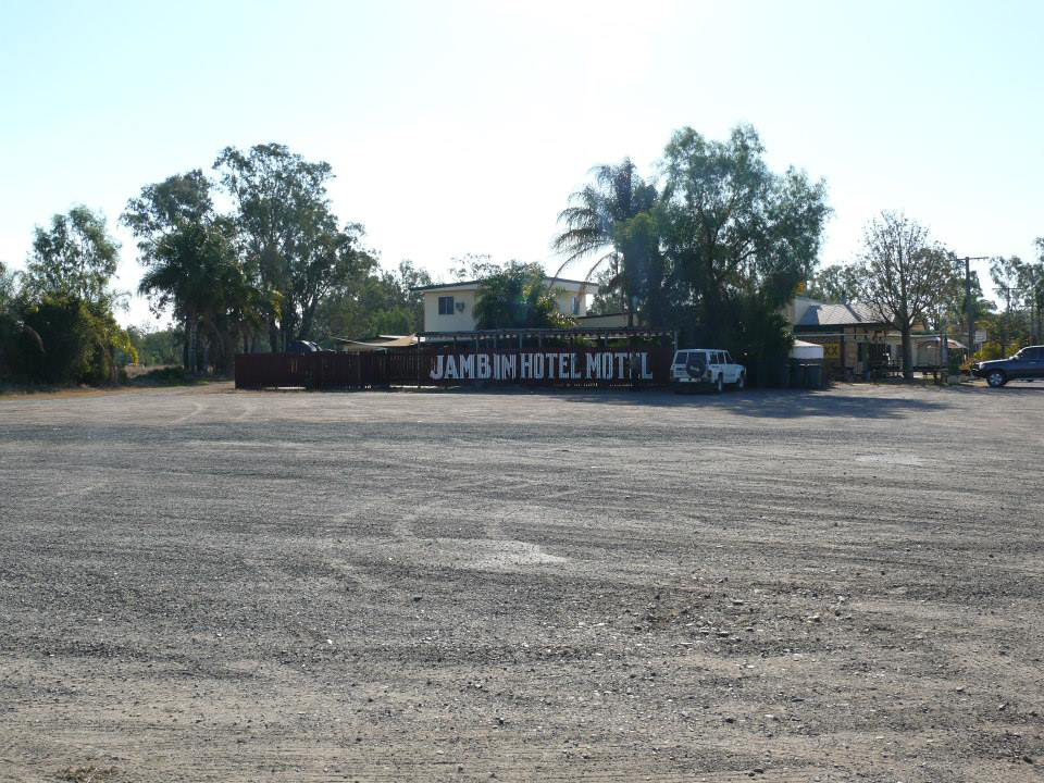 Jambin Hotel-Motel - Bundaberg Accommodation