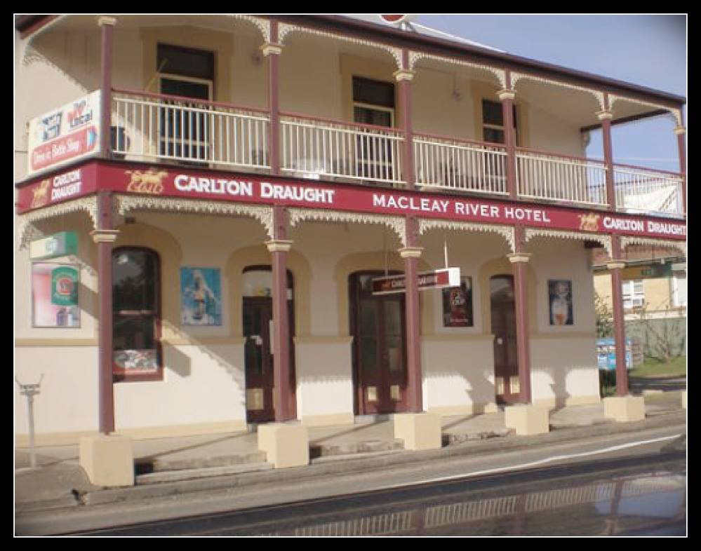Macleay River Hotel - Bundaberg Accommodation