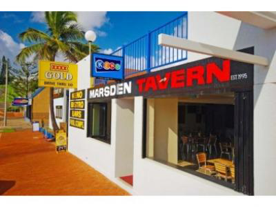 Marsden Tavern - Bundaberg Accommodation