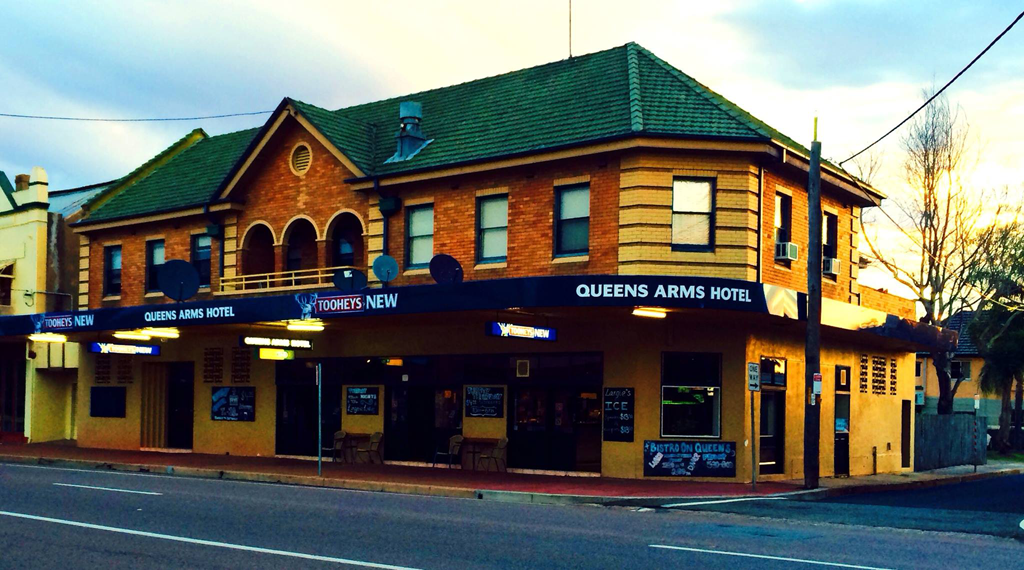 Queens Arms Hotel - Bundaberg Accommodation