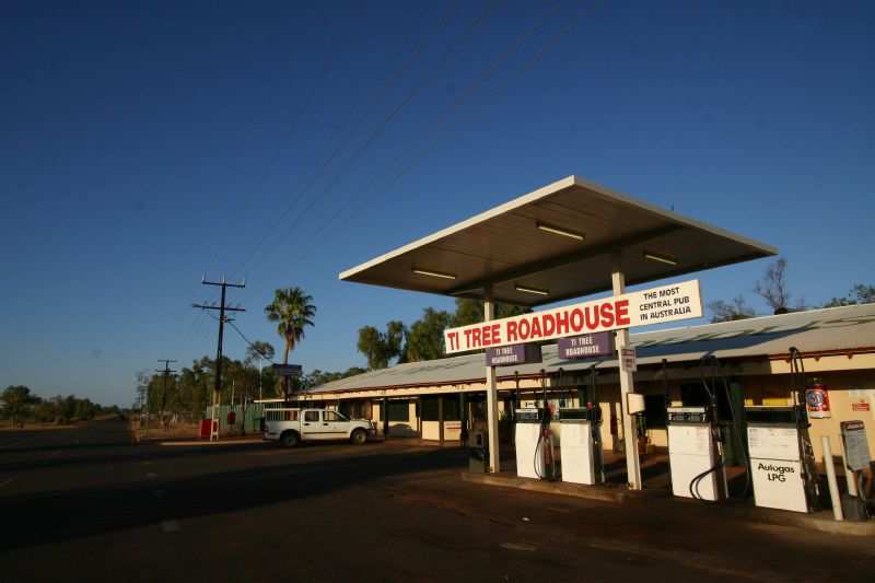 Ti Tree Roadhouse - Bundaberg Accommodation