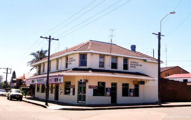 General Washington Hotel - Bundaberg Accommodation