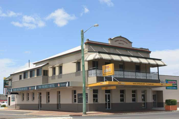 Young Australian Hotel - Bundaberg Accommodation