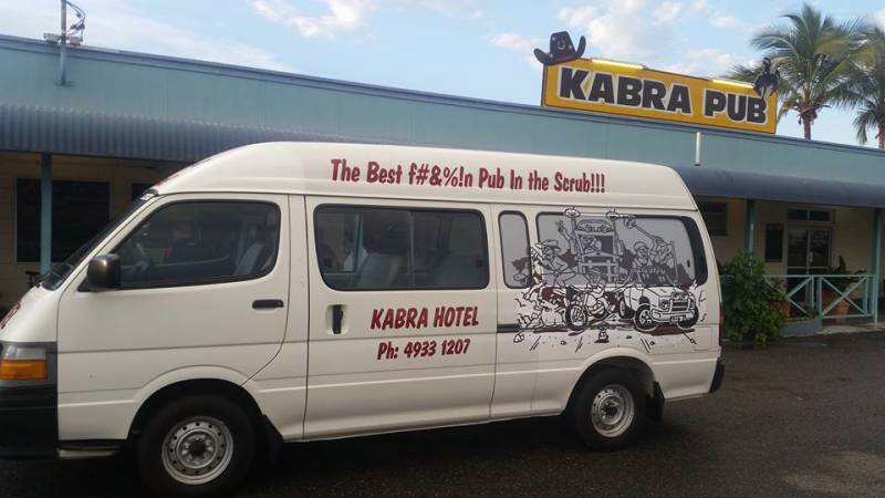 Kabra Hotel - Bundaberg Accommodation