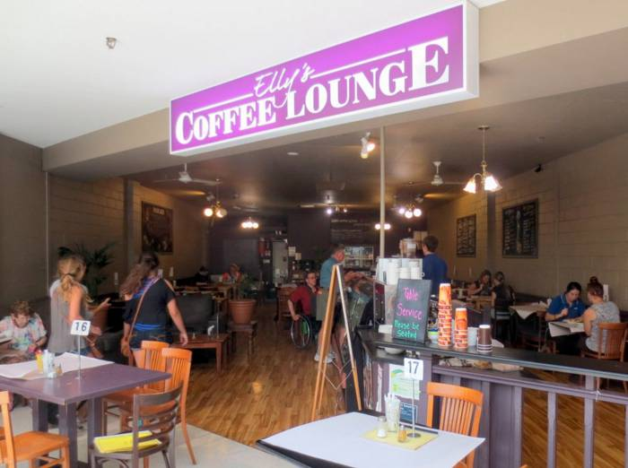 Ellys Coffee Lounge - Bundaberg Accommodation
