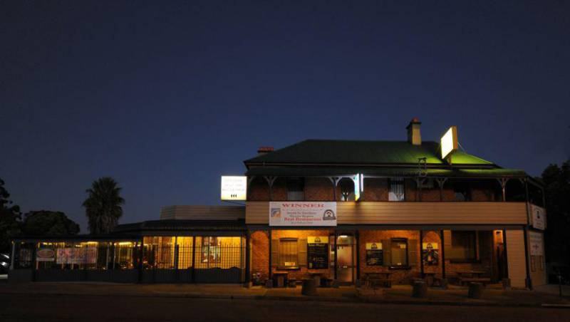 Bushrangers Bar  Brasserie - Bundaberg Accommodation