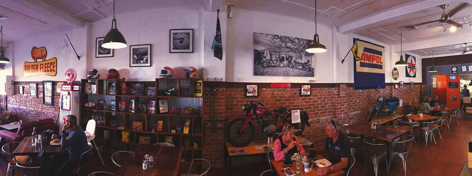 Roadies Cafe - Bundaberg Accommodation