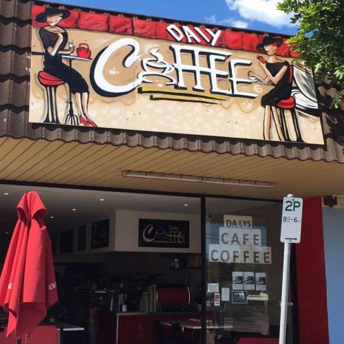 Daly Coffee Den - Bundaberg Accommodation