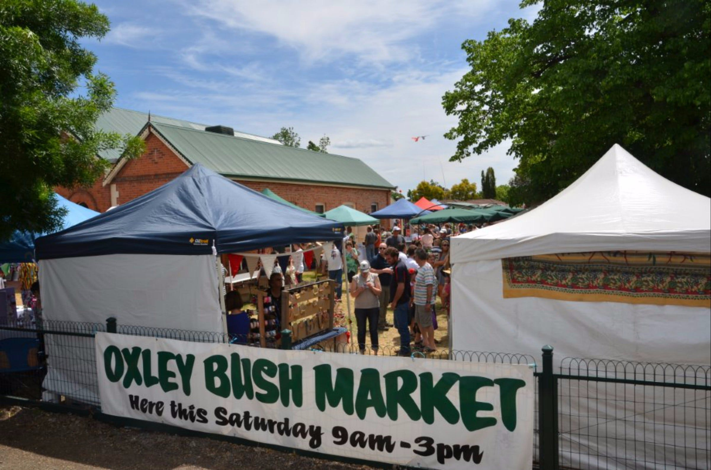 41st Annual Oxley Bush Market - Bundaberg Accommodation