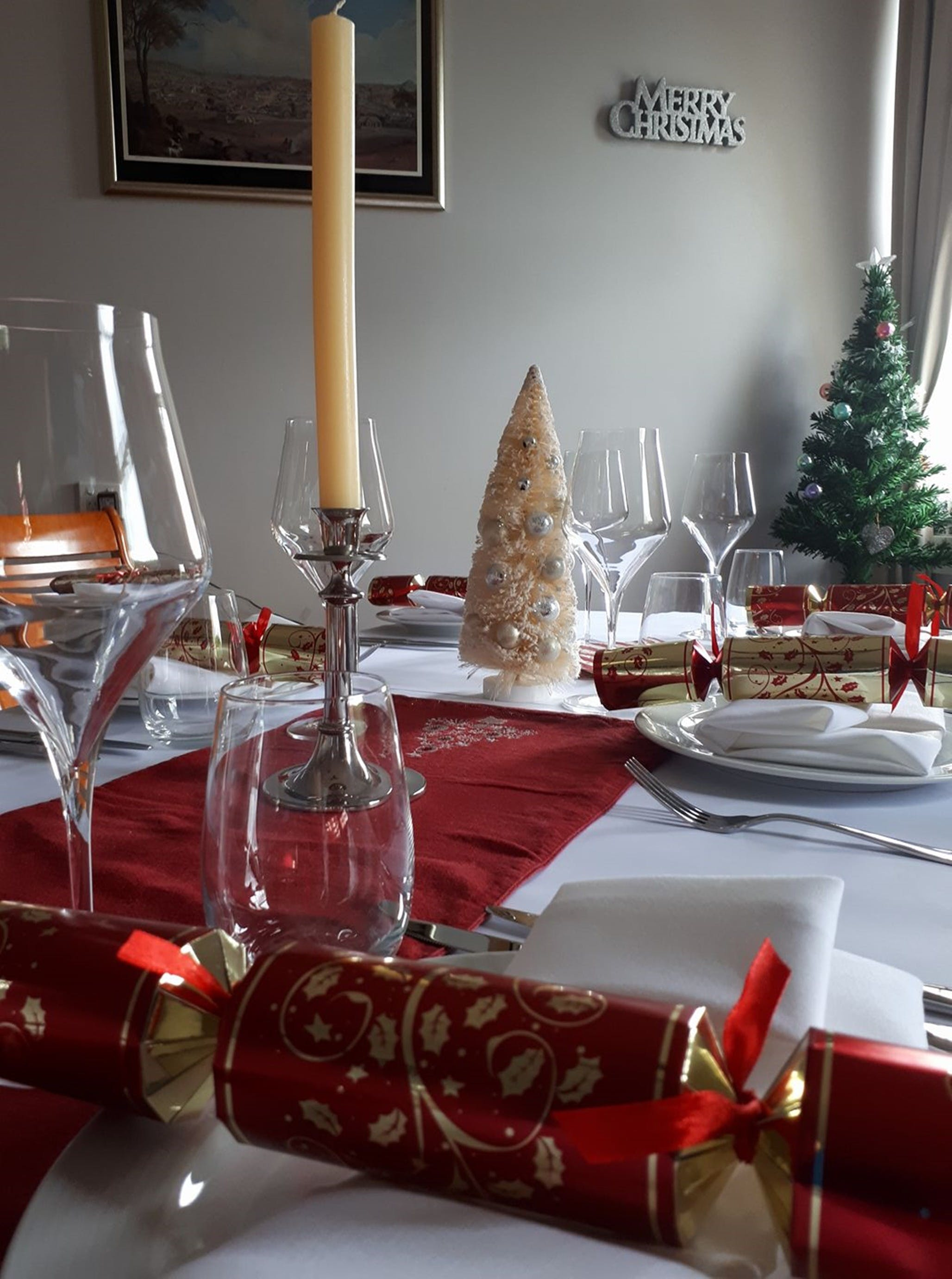 Christmas Day Lunch - Bundaberg Accommodation