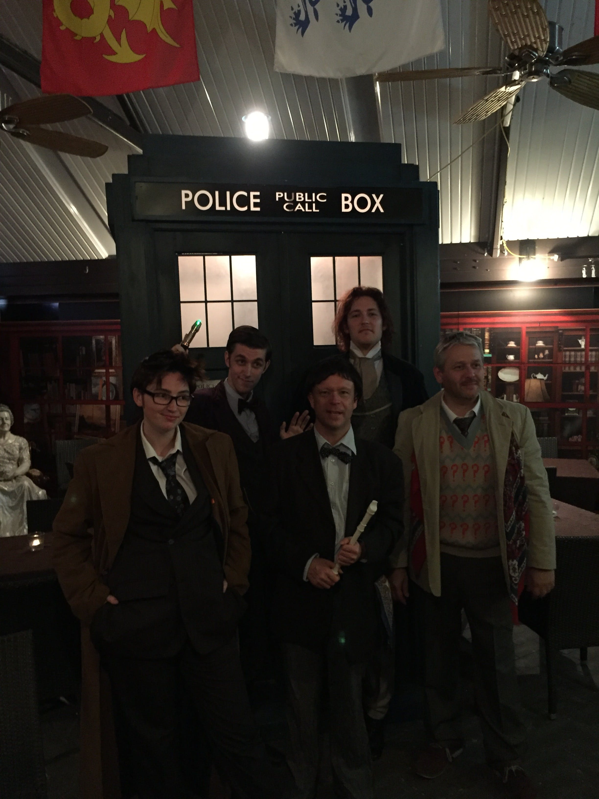 Dr Who Quiz Night - Bundaberg Accommodation
