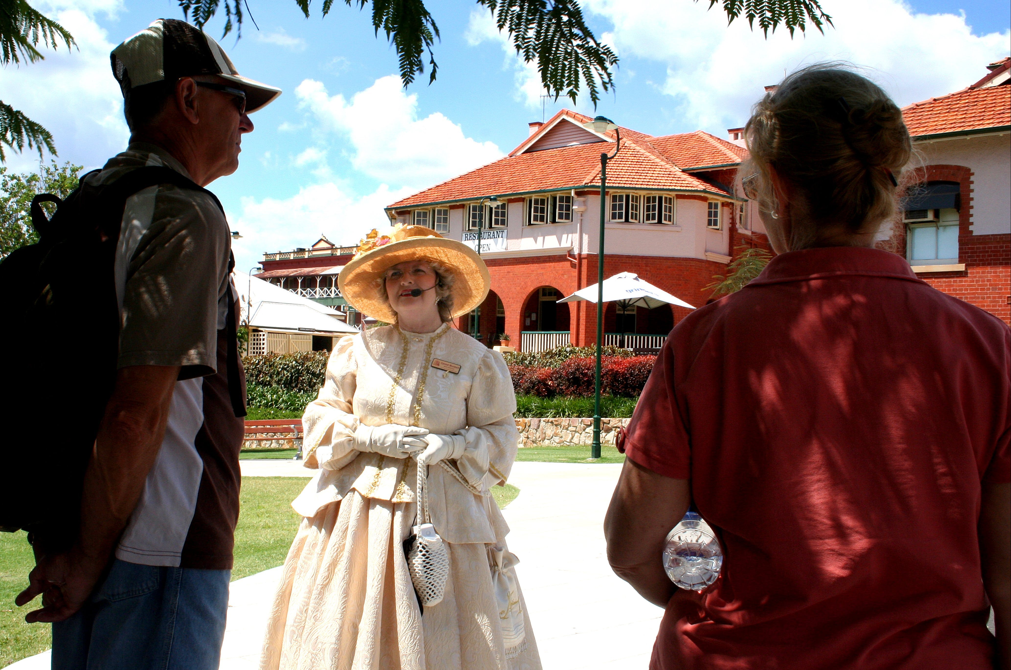 Free Guided Maryborough Heritage Walk Tour - Bundaberg Accommodation