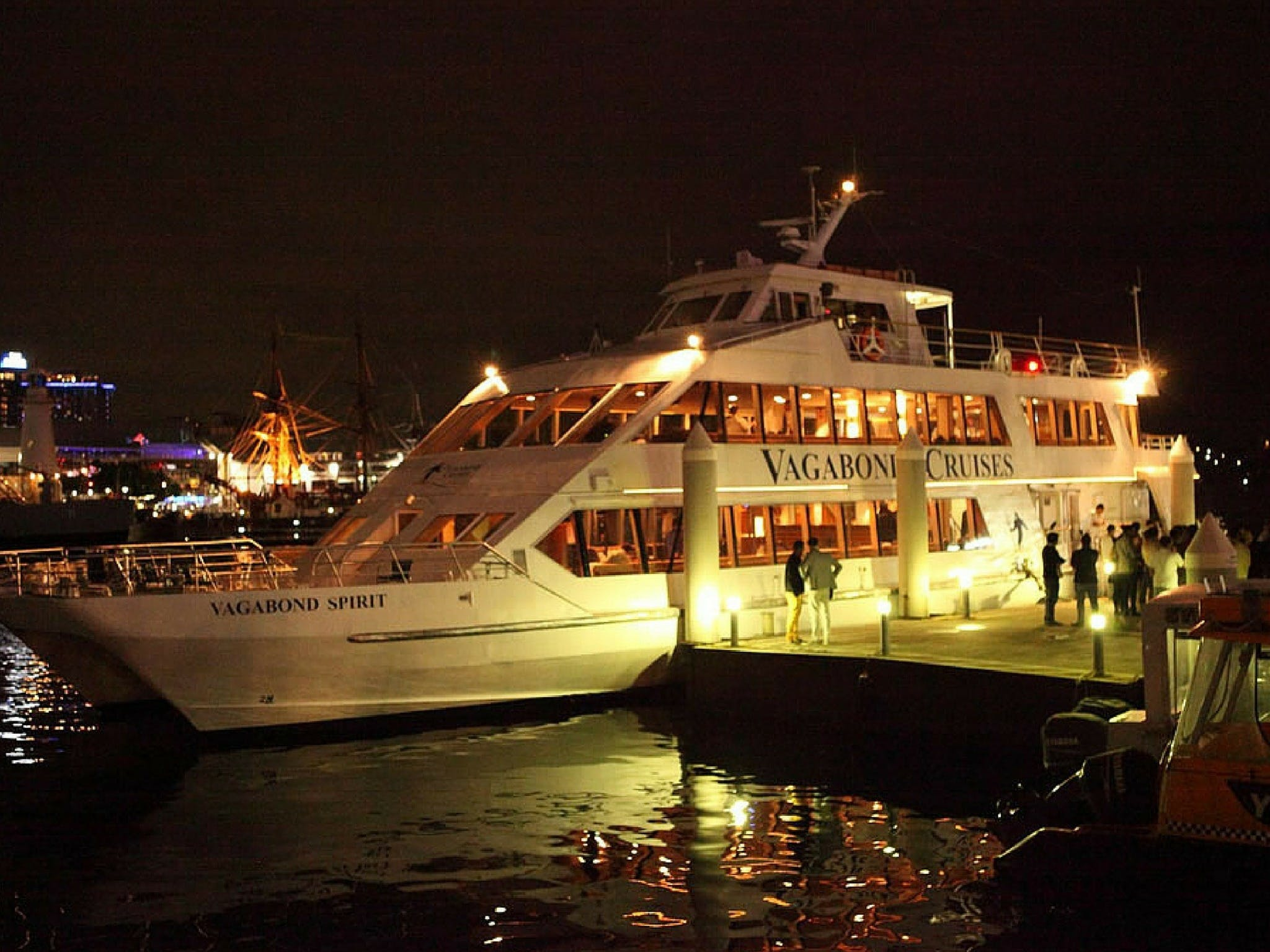 Halloween Party Cruise - Bundaberg Accommodation