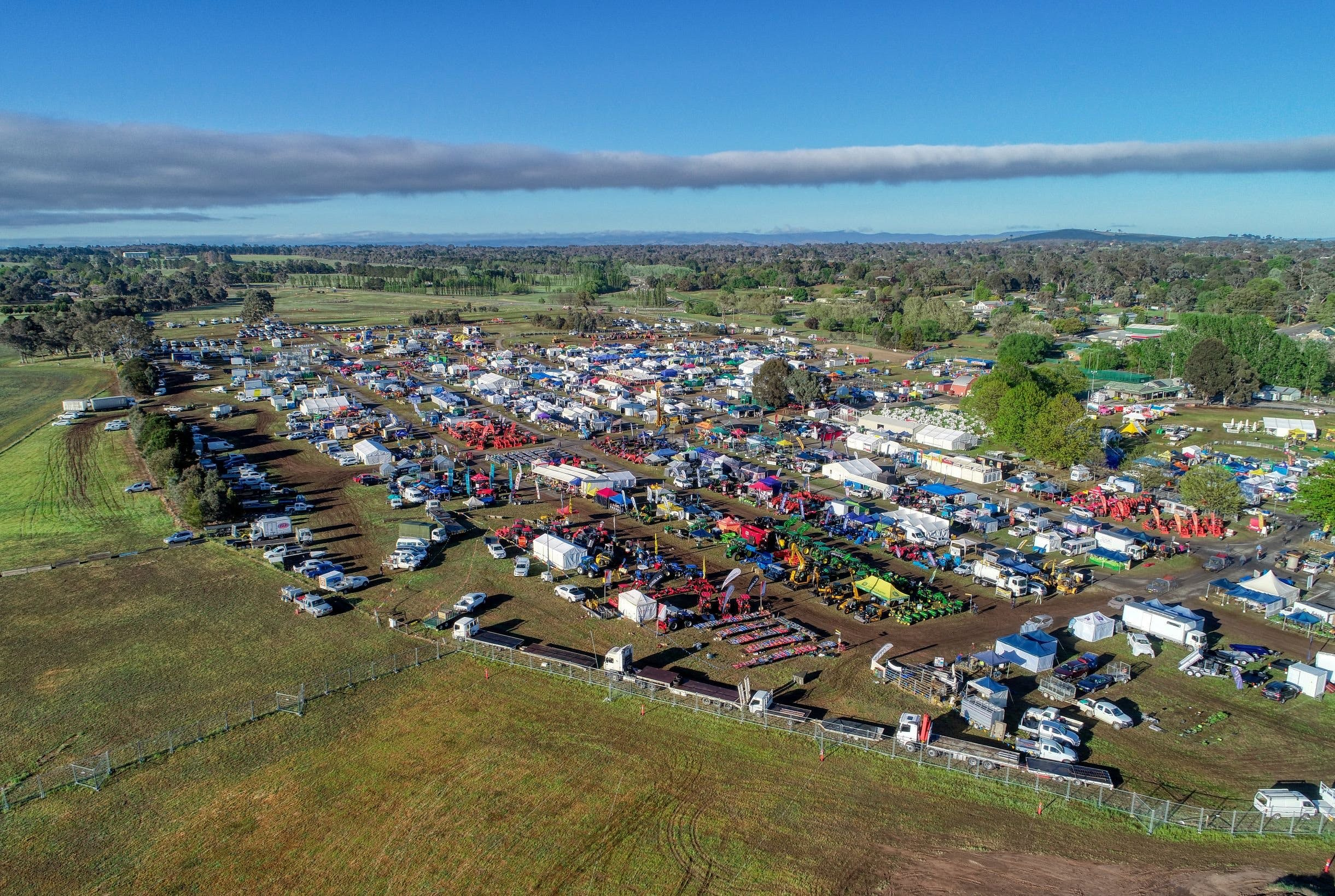 Murrumbateman Field Days - Bundaberg Accommodation