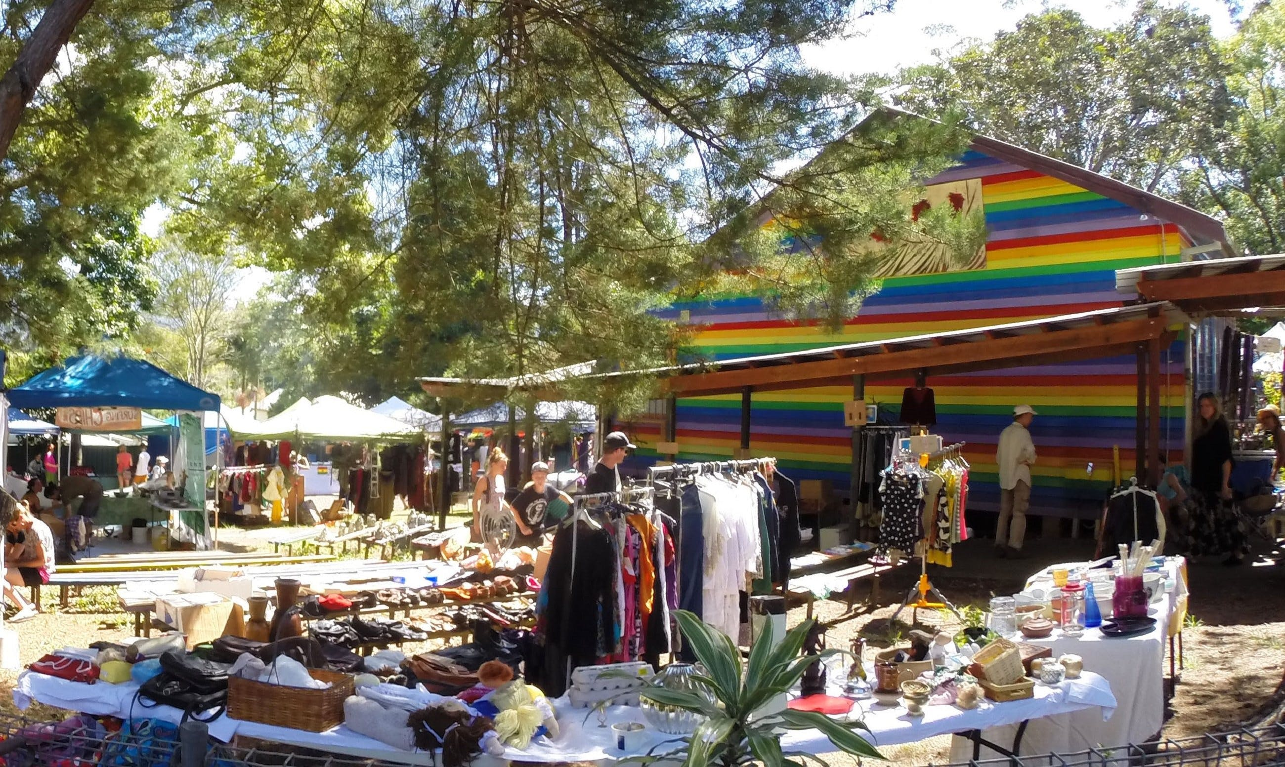 Nimbin Markets - Bundaberg Accommodation