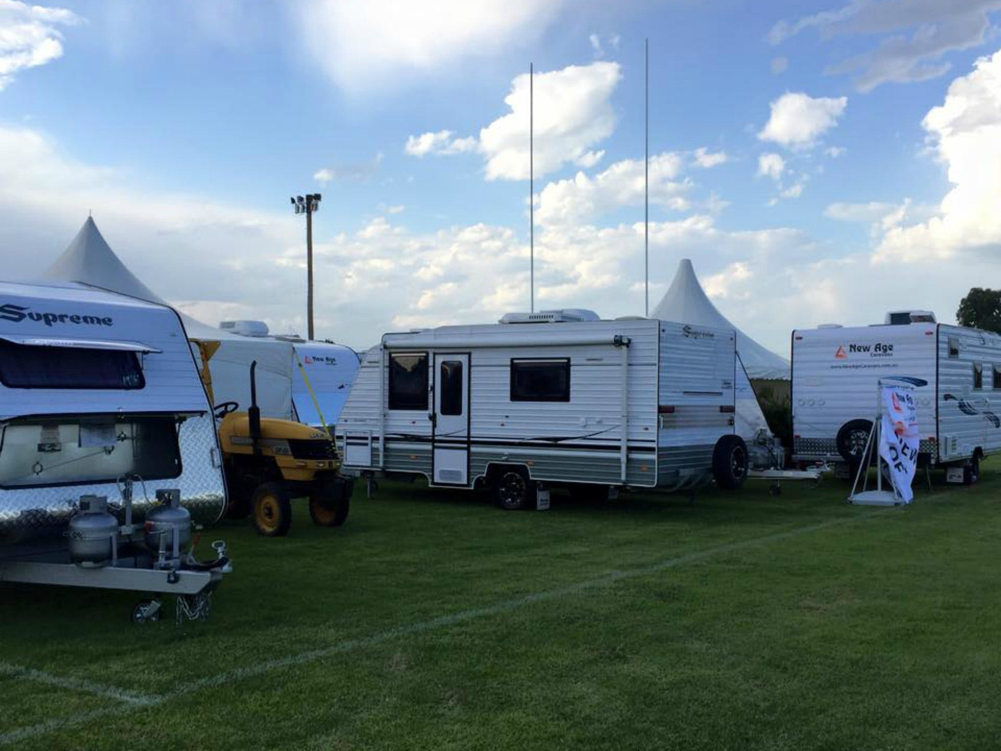 Northern Inland 4x4 Fishing Caravan and Camping Expo - Bundaberg Accommodation
