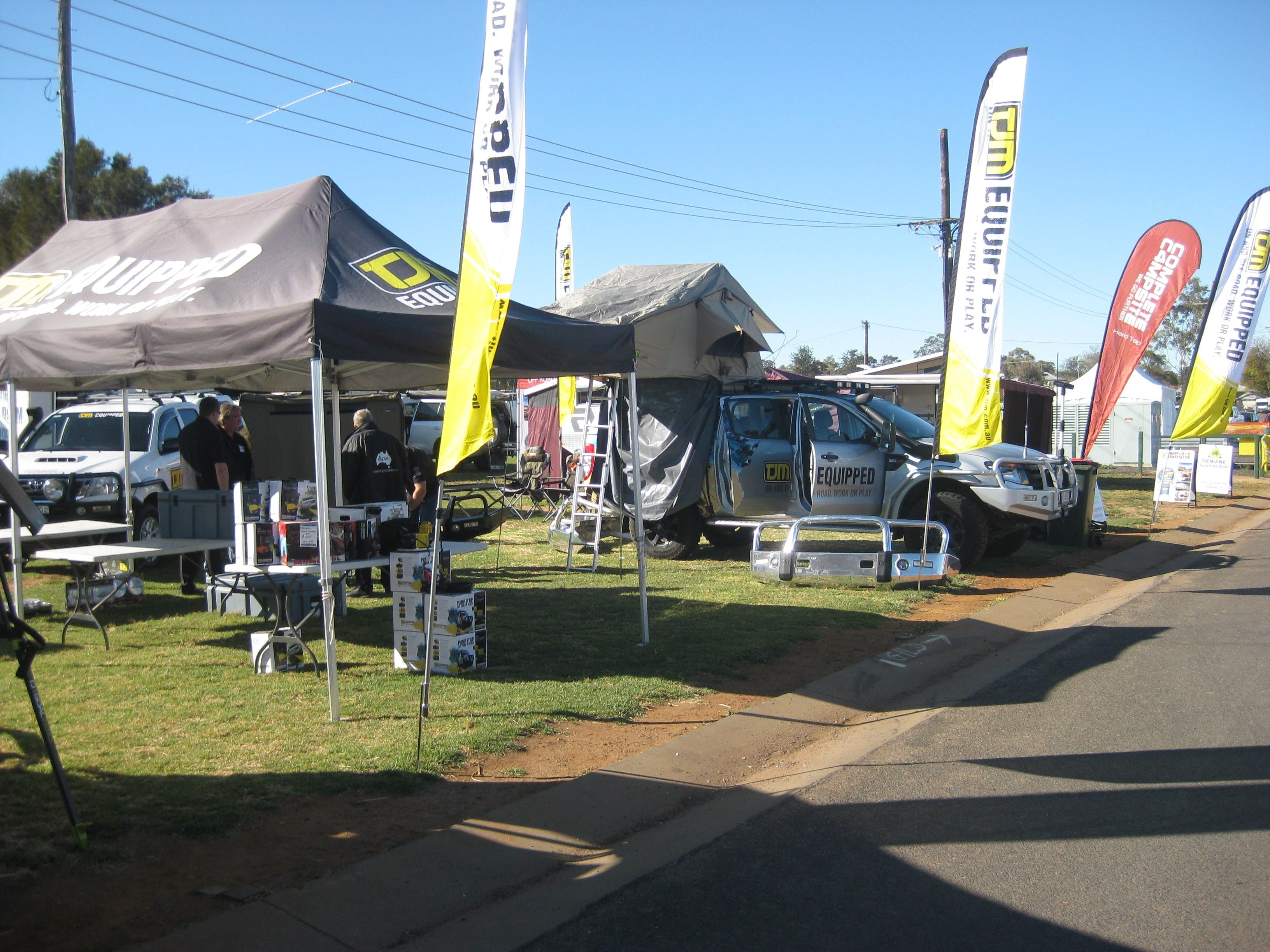 Orana Caravan Camping 4WD Fish and Boat Show - Bundaberg Accommodation