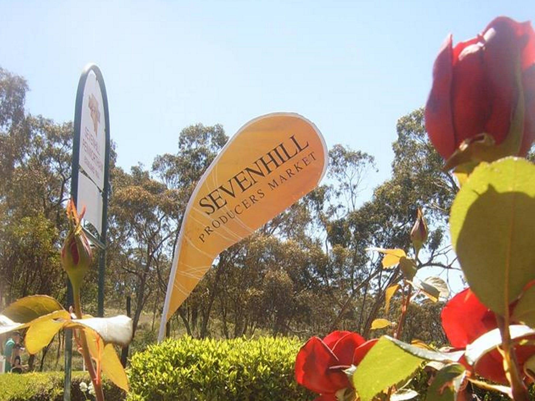 Sevenhill Producers Market - Bundaberg Accommodation