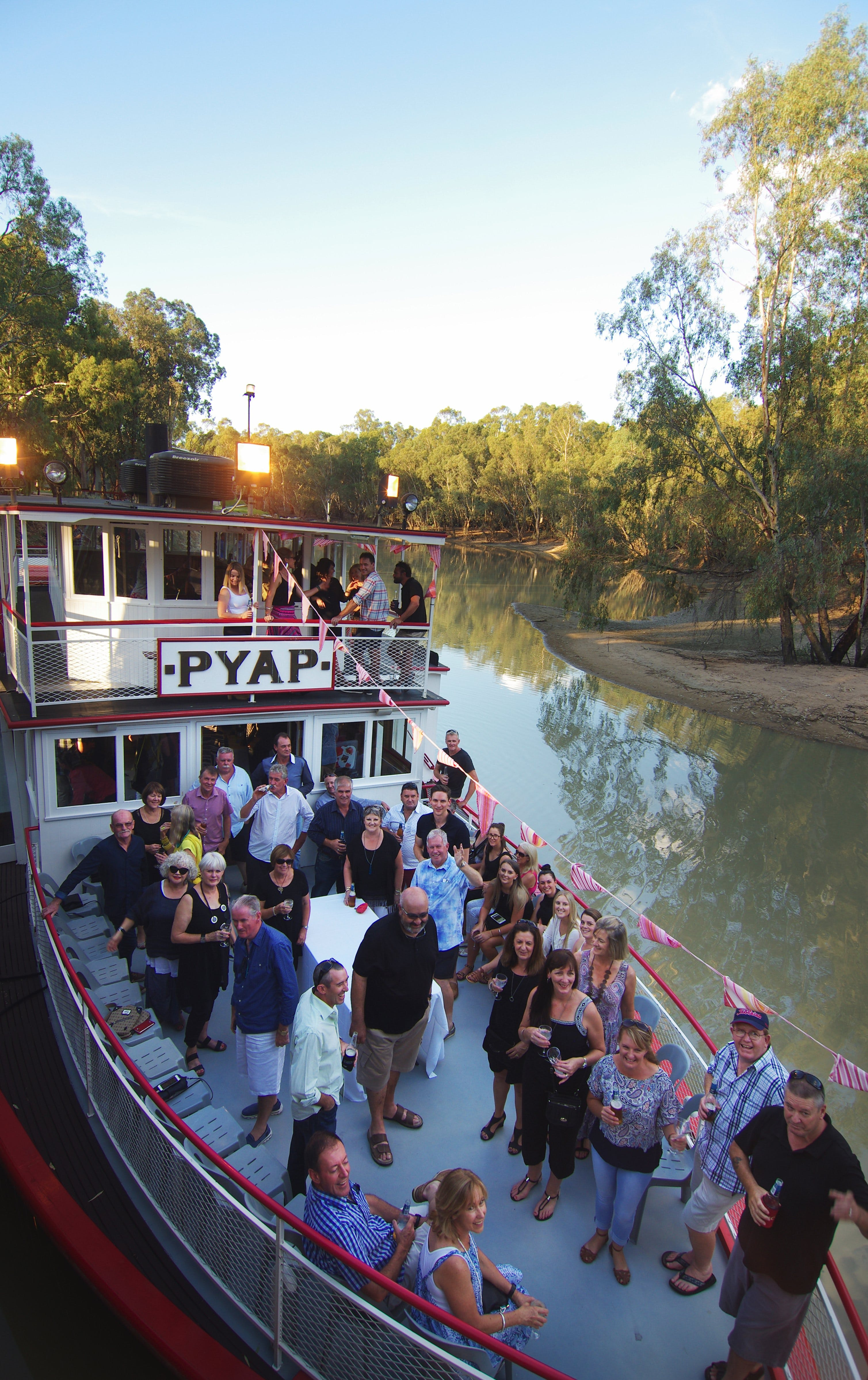 Swan Hill Region Food and Wine Festival Cruise - Bundaberg Accommodation