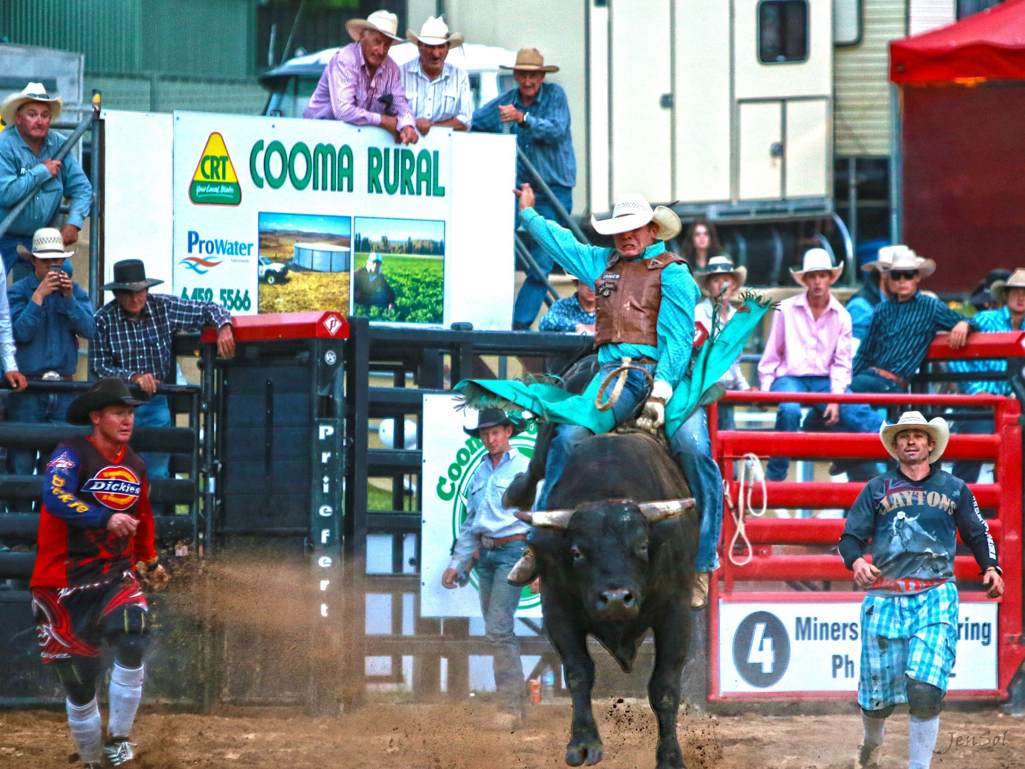 AgriWest Cooma Rodeo - Bundaberg Accommodation