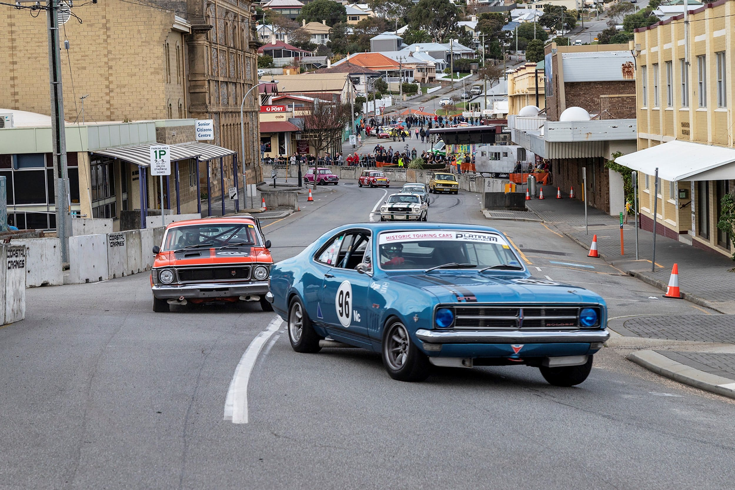 Albany Classic Motor Event - Around the Houses - Bundaberg Accommodation