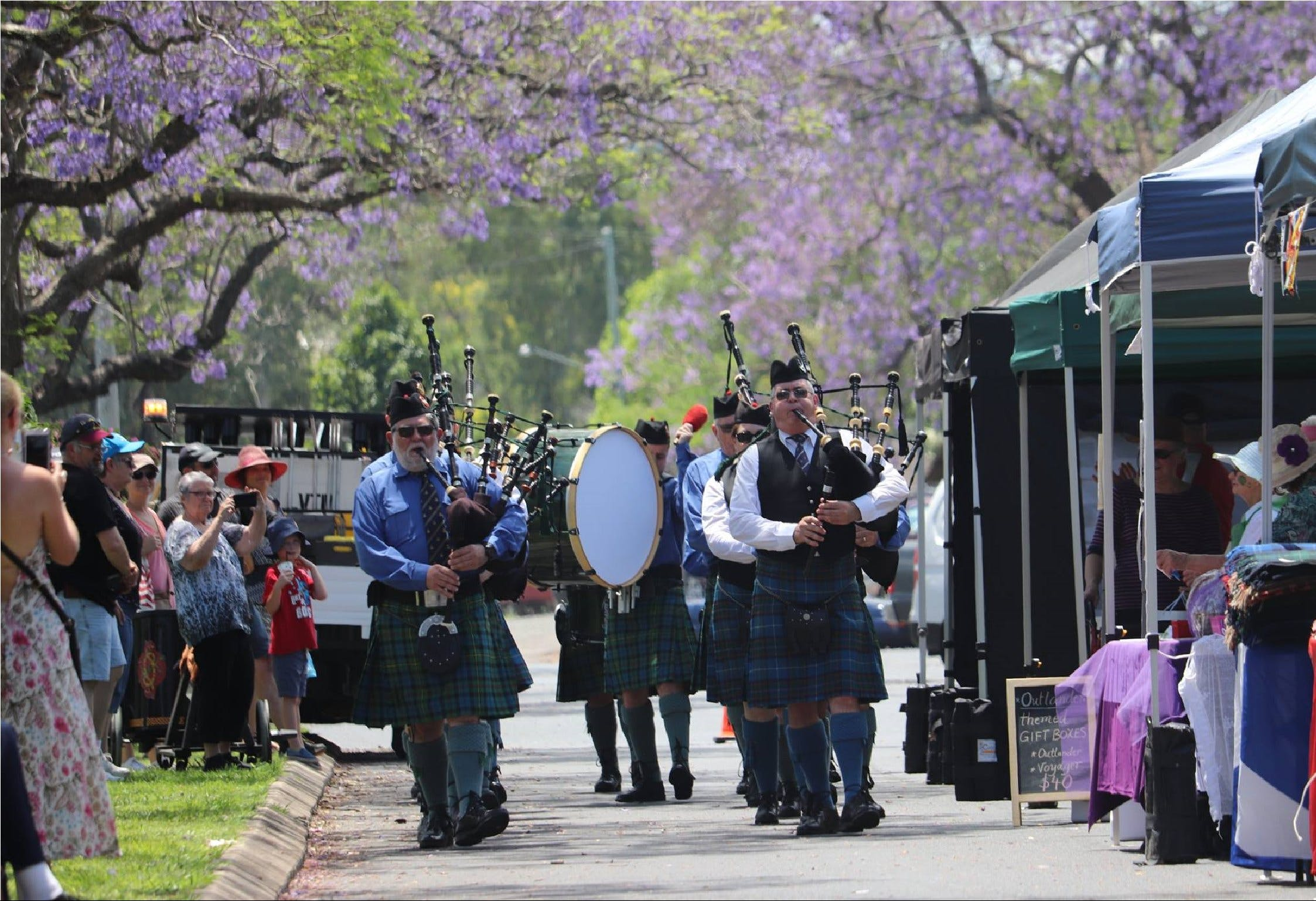 Celtic Festival of Queensland - Bundaberg Accommodation