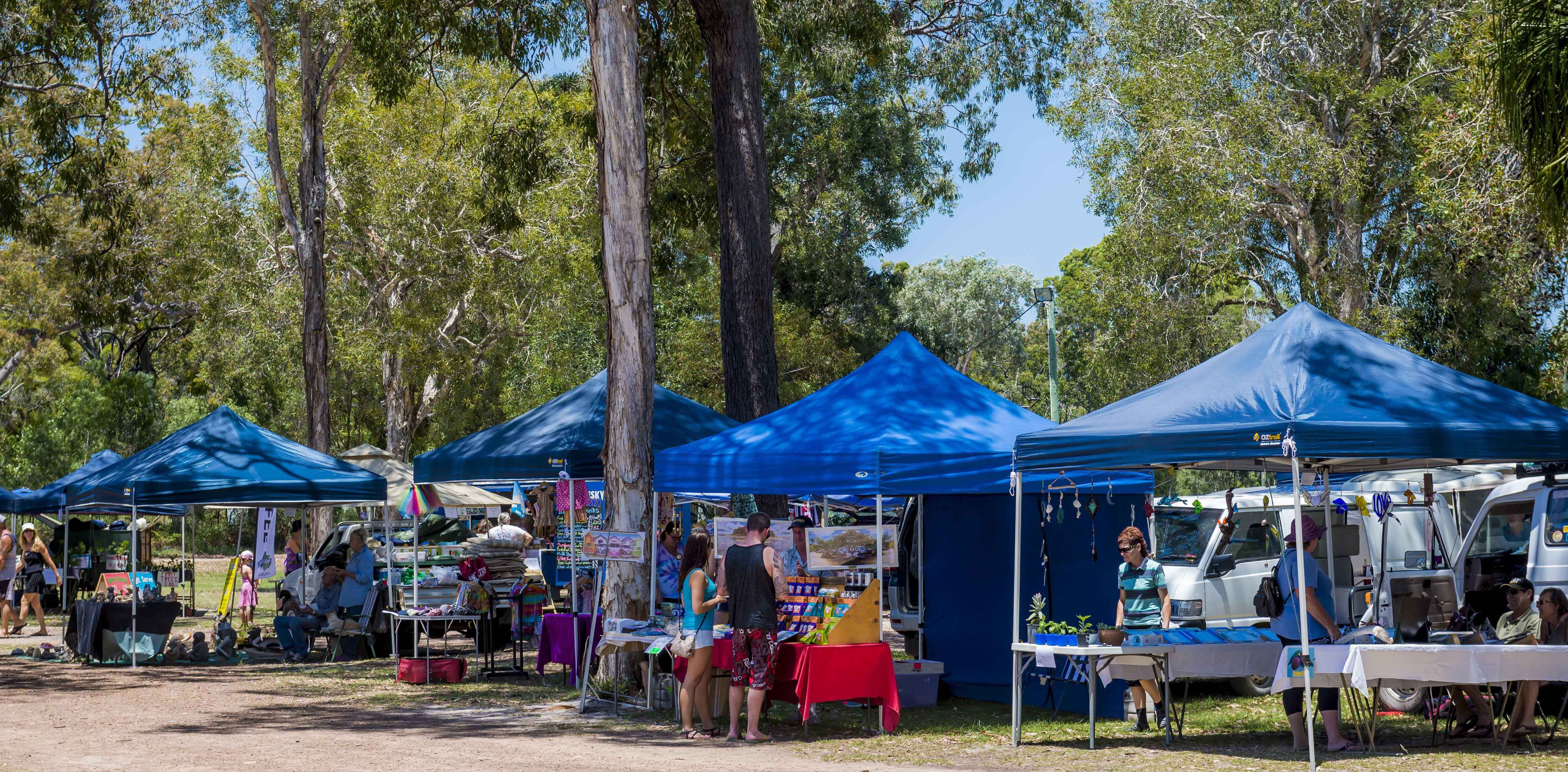 Discovery Coast Rotary Markets - Bundaberg Accommodation